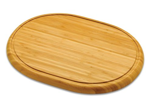 Bamboo Serving Board Oblong 40CM